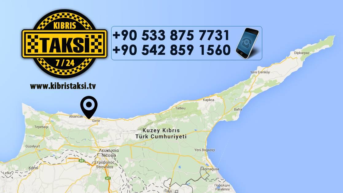 Kıbrıs Taksi ve Transfer Hizmeti