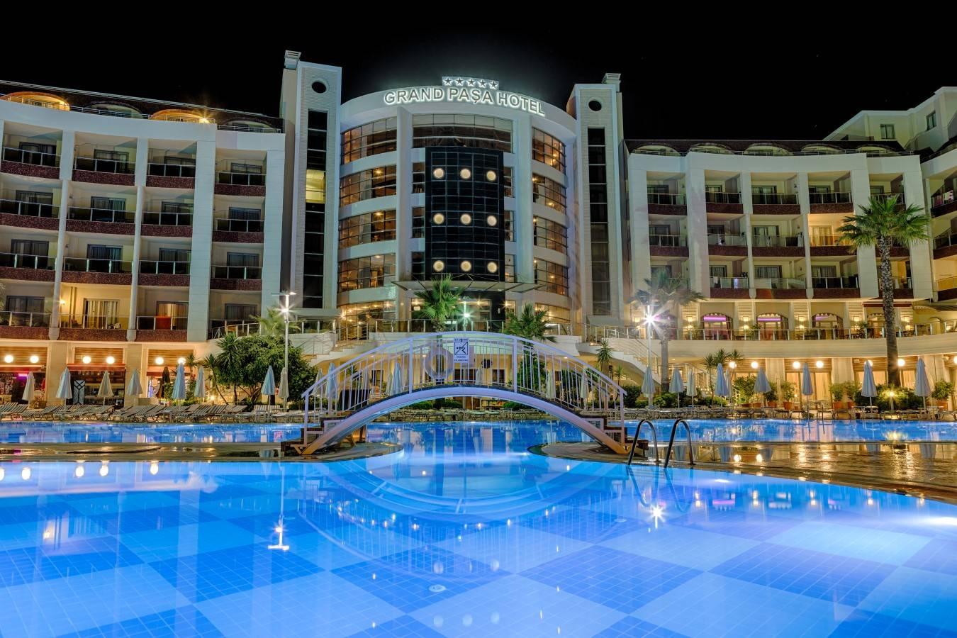 Grand Pasha Otel ve Taksi Hizmeti