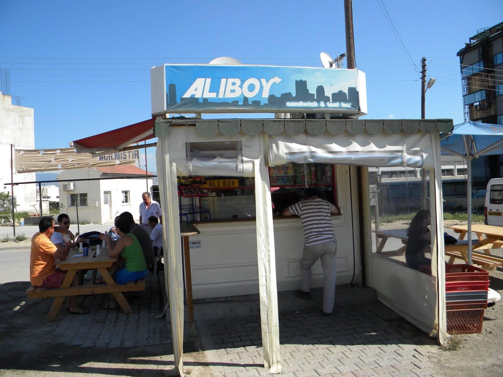Kıbrıs Restoranları ve Taksi Hizmeti