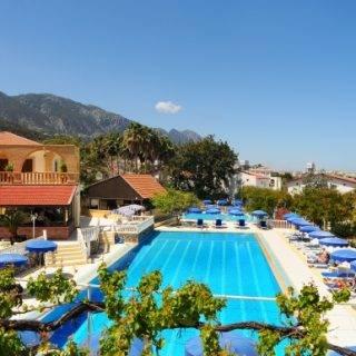 Kıbrıs Taksi Riverside Garden Resort